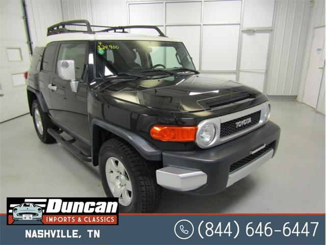 2007 Toyota FJ Cruiser (CC-1419247) for sale in Christiansburg, Virginia