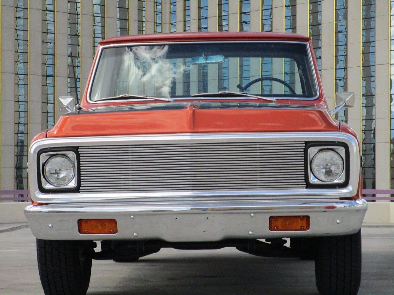 1972 Chevrolet C10 (CC-1410925) for sale in Reno, Nevada