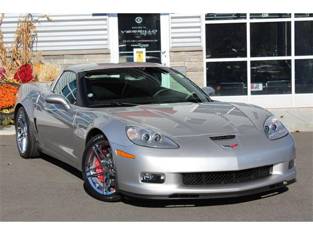 2008 Chevrolet Corvette (CC-1410926) for sale in Clifton Park, New York