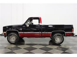 1986 Chevrolet K-10 (CC-1419262) for sale in Ft Worth, Texas