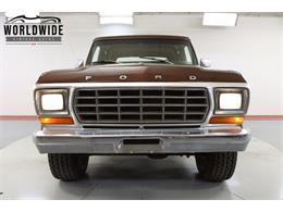 1979 Ford Bronco (CC-1419278) for sale in Denver , Colorado