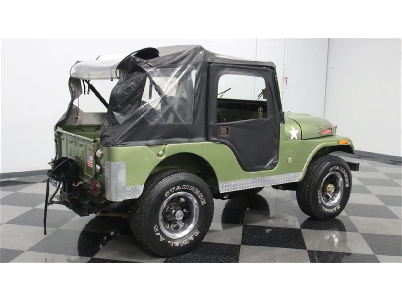 1971 Jeep CJ5 (CC-1419279) for sale in Lithia Springs, Georgia