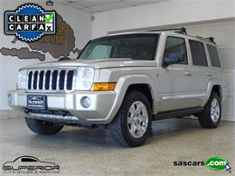 2008 Jeep Commander (CC-1419291) for sale in Hamburg, New York