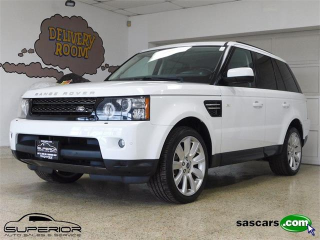 2013 Land Rover Range Rover Sport (CC-1419292) for sale in Hamburg, New York