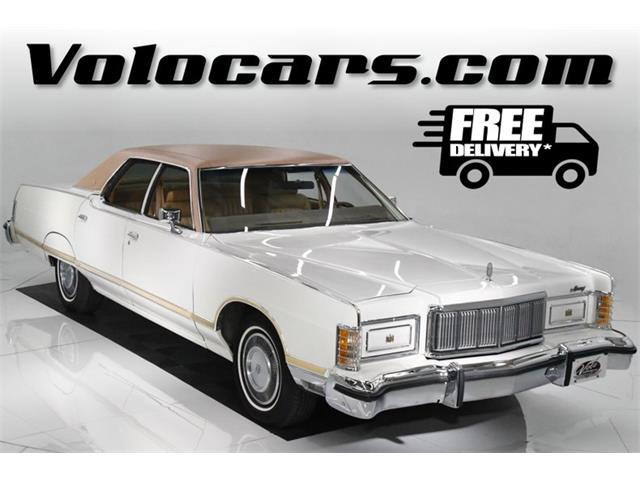 1978 Mercury Grand Marquis (CC-1419297) for sale in Volo, Illinois