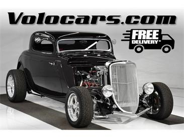 1934 Ford Custom (CC-1419300) for sale in Volo, Illinois