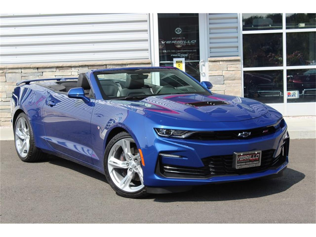 2020 Chevrolet Camaro (CC-1410931) for sale in Clifton Park, New York