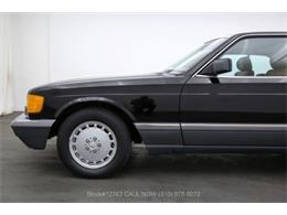 1991 Mercedes-Benz 560SEC (CC-1419313) for sale in Beverly Hills, California