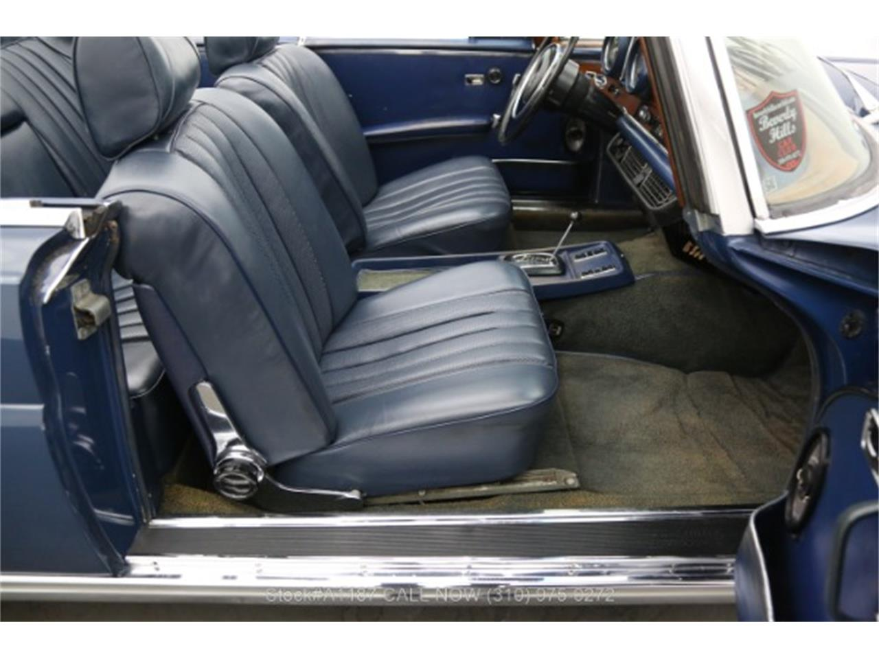 1969 Mercedes-Benz 280SE (CC-1419315) for sale in Beverly Hills, California