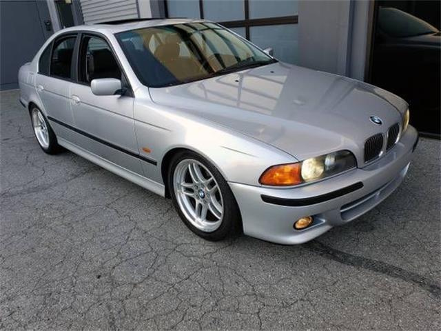 1997 BMW E39 (CC-1419316) for sale in Cadillac, Michigan