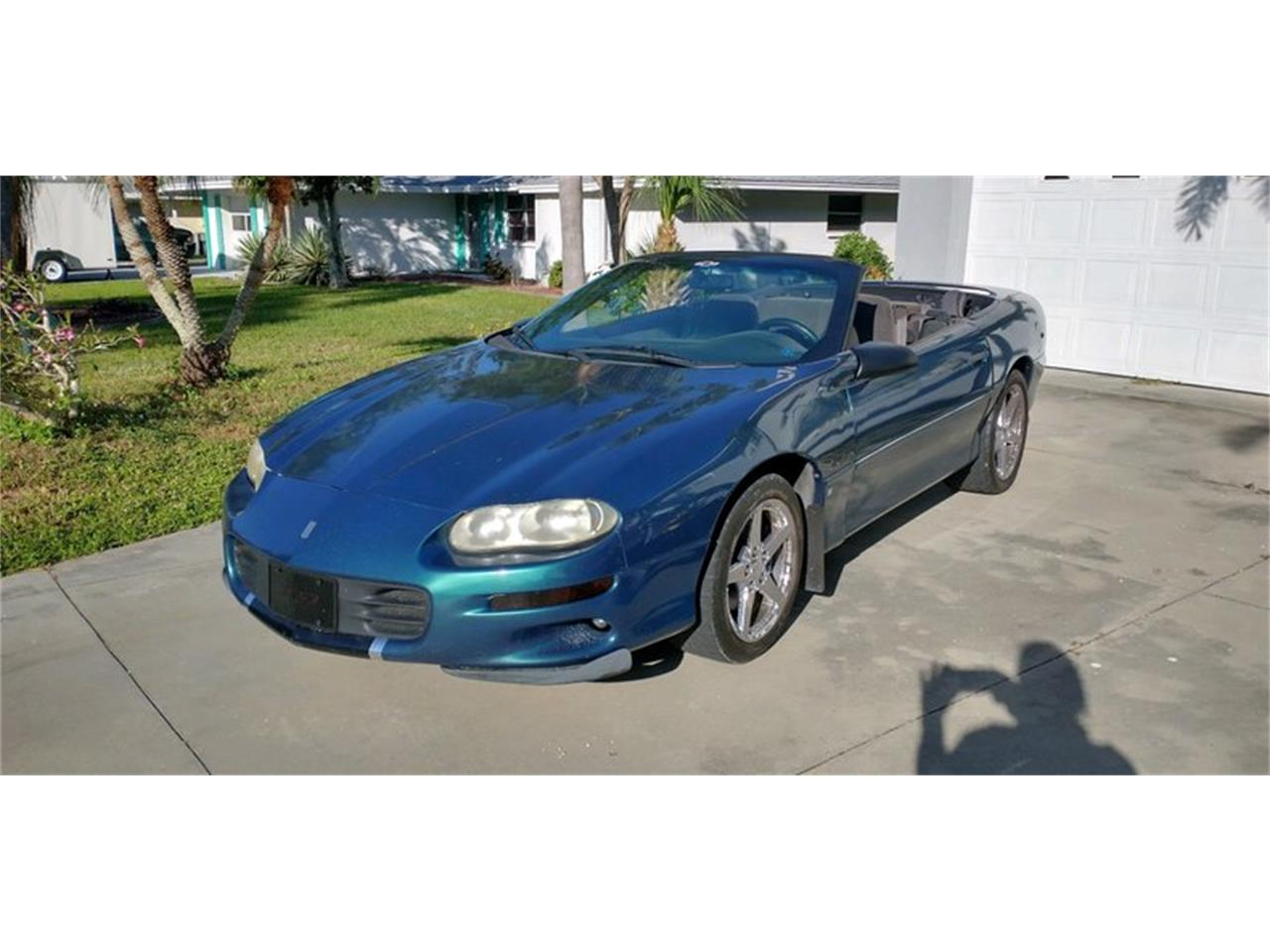 2000 Chevrolet Camaro (CC-1419324) for sale in Punta Gorda, Florida