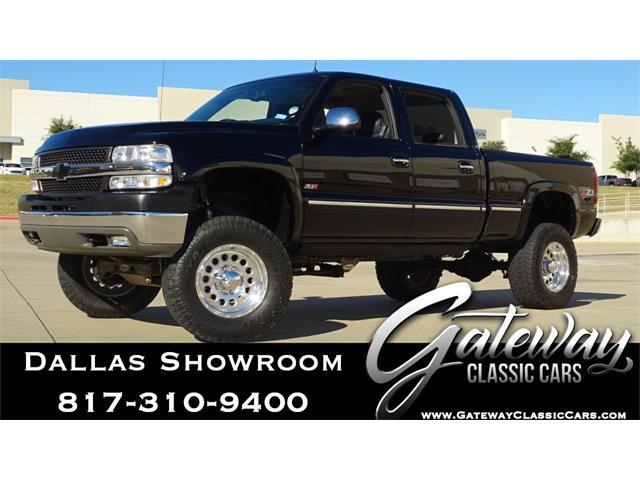 2001 Chevrolet Silverado (CC-1419326) for sale in O'Fallon, Illinois