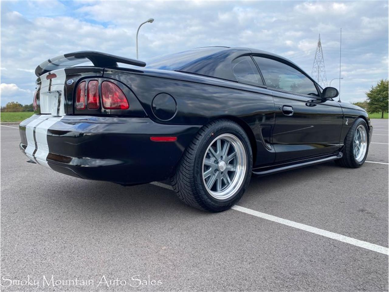 1998 Ford Mustang (CC-1419337) for sale in Lenoir City, Tennessee