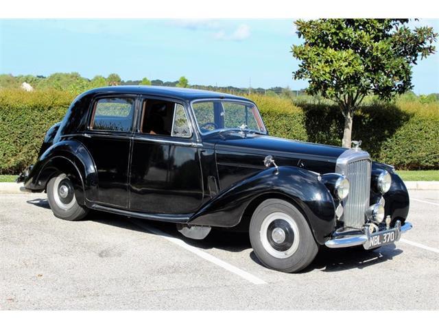 1952 Bentley Mark VI (CC-1419342) for sale in Sarasota, Florida