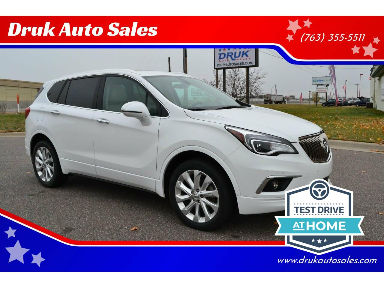 2017 Buick Envision (CC-1419354) for sale in Ramsey, Minnesota