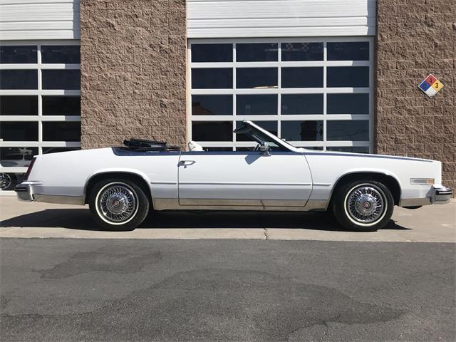 1984 Cadillac Eldorado (CC-1419363) for sale in Henderson, Nevada