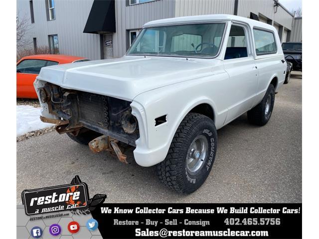 1970 Chevrolet Blazer (CC-1419369) for sale in Lincoln, Nebraska