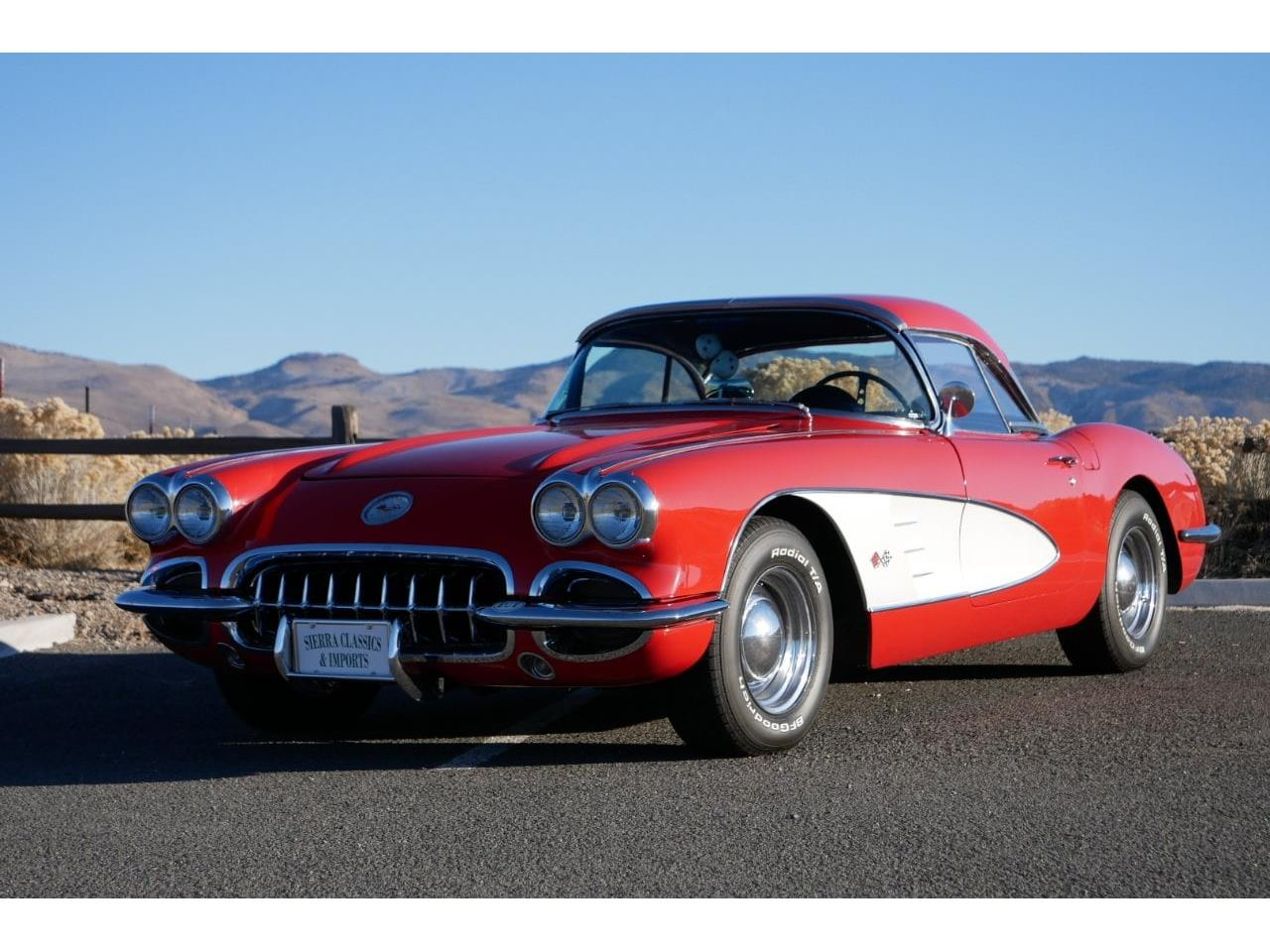 1960 Chevrolet Corvette (CC-1410937) for sale in Reno, Nevada