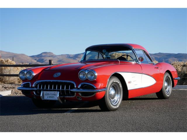 1960 Chevrolet Corvette (CC-1410937) for sale in Reno, Nevada