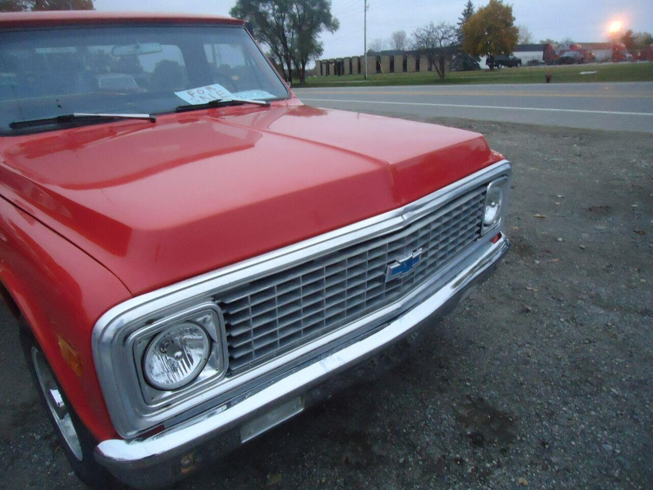 1971 Chevrolet C/K 10 (CC-1419375) for sale in Jackson, Michigan