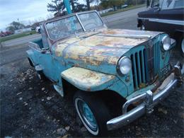 1948 Willys Jeepster (CC-1419377) for sale in Jackson, Michigan