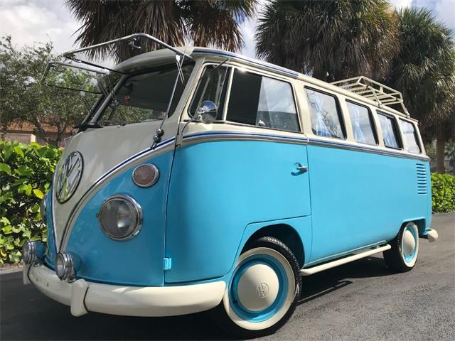 1974 Volkswagen Vanagon (CC-1419382) for sale in Boca Raton, Florida