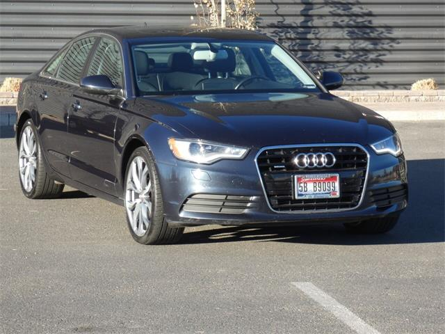 2013 Audi A6 (CC-1419404) for sale in Hailey, Idaho