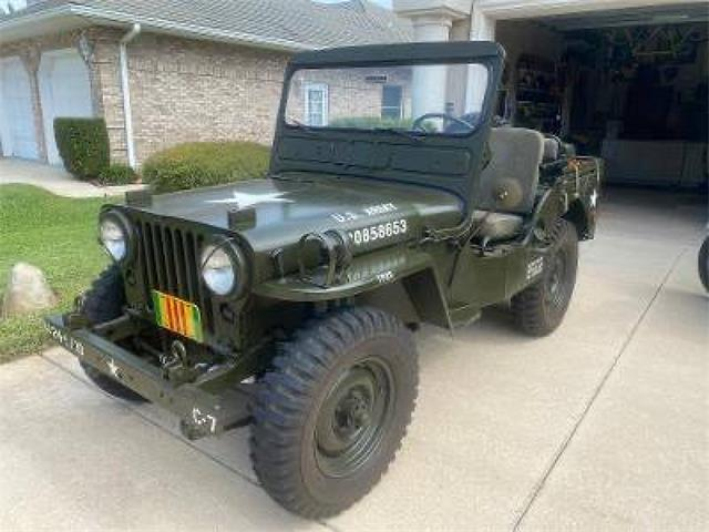 1952 Jeep Military (CC-1419407) for sale in Tampa, Florida