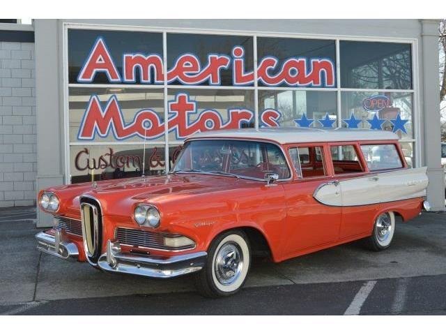 1958 Edsel Villager (CC-1419409) for sale in San Jose, California