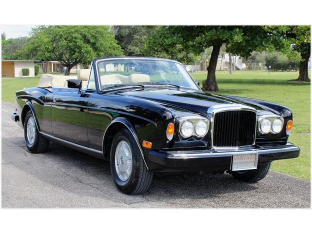 1991 Bentley Continental (CC-1419429) for sale in North Miami , Florida