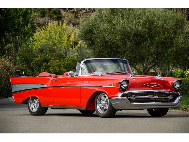 1957 Chevrolet Bel Air (CC-1419438) for sale in Morgan Hill, California