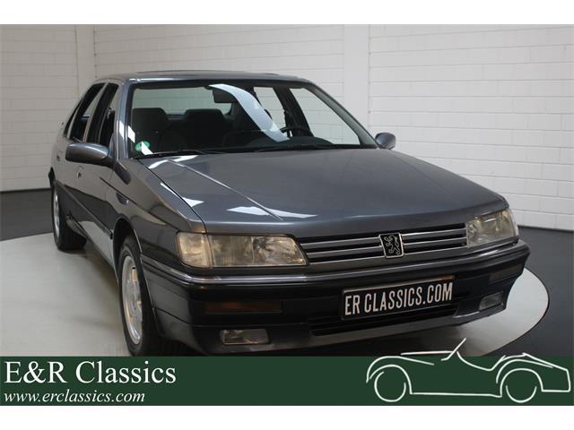 1990 Peugeot 605SR (CC-1419443) for sale in Waalwijk, Noord Brabant