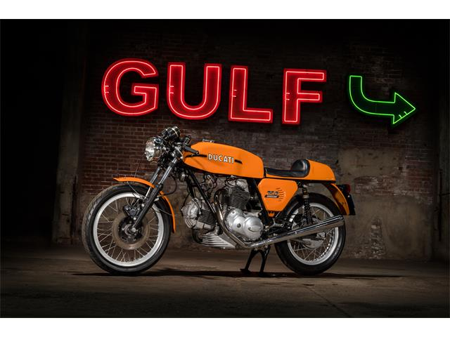 1974 Ducati Motorcycle (CC-1419445) for sale in Philadelphia, Pennsylvania