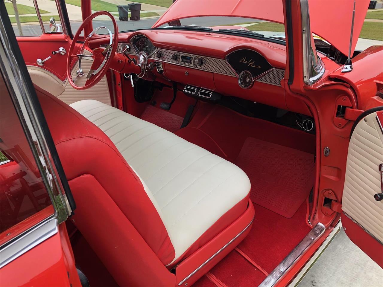1955 Chevrolet Bel Air (CC-1419447) for sale in Shreveport, Louisiana