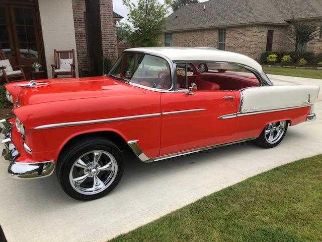 1955 Chevrolet Bel Air (CC-1419447) for sale in Shreveport, Louisiana