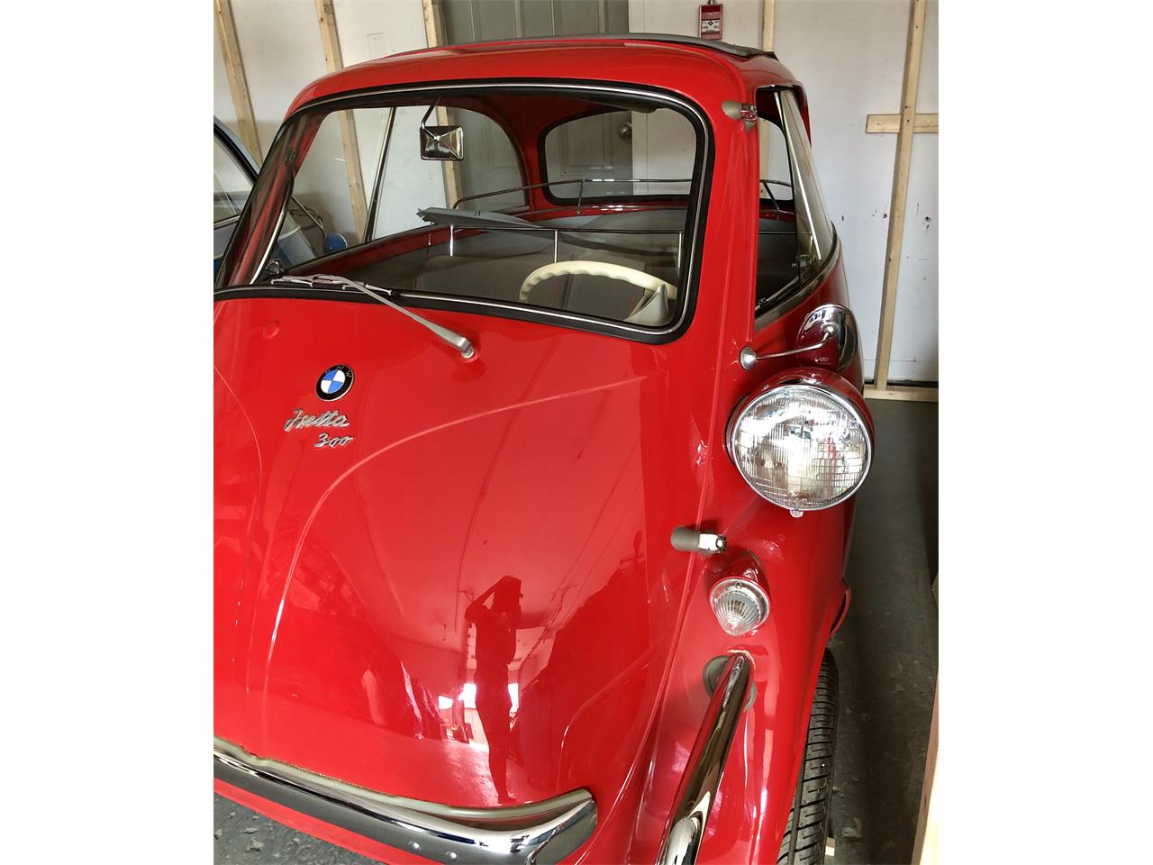 1957 BMW Isetta (CC-1419461) for sale in Longueuil, Quebec