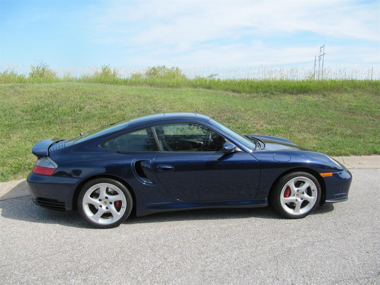 2001 Porsche 911 Carrera Turbo (CC-1419478) for sale in Omaha, Nebraska