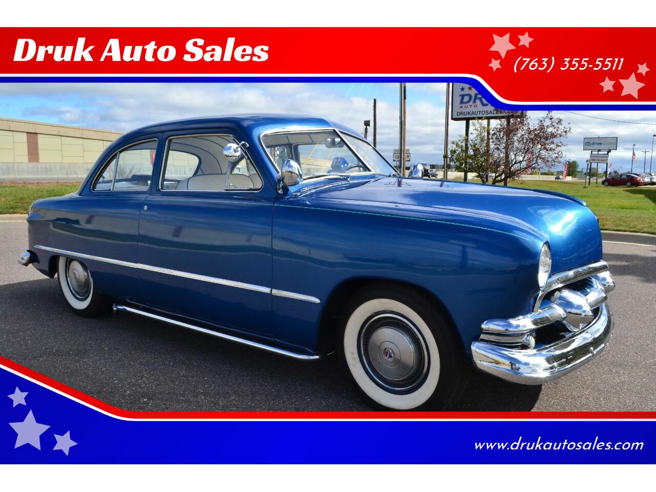 1951 Ford Deluxe (CC-1410948) for sale in Ramsey, Minnesota