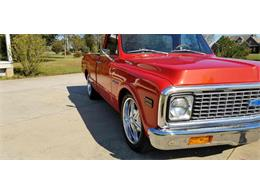 1972 Chevrolet C10 (CC-1419484) for sale in PRATTVILLE, Alabama