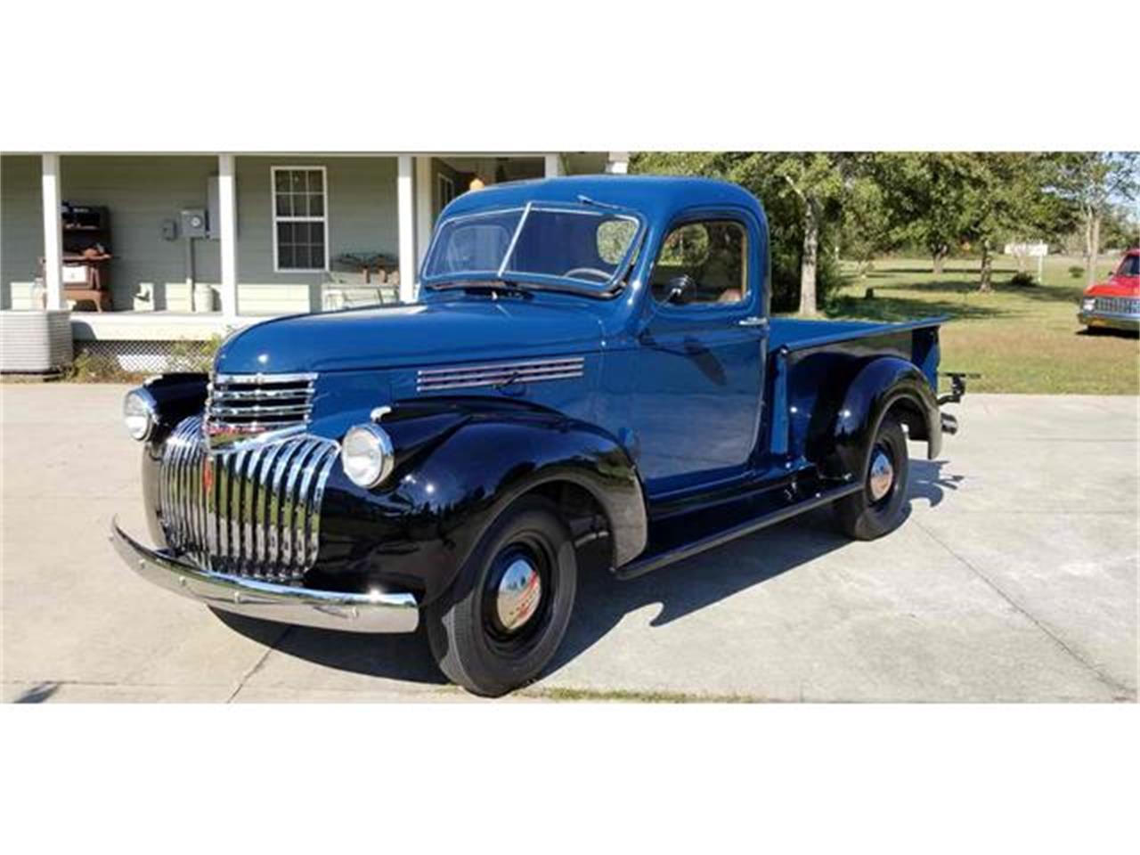 1941 Chevrolet Pickup (CC-1419486) for sale in PRATTVILLE, Alabama