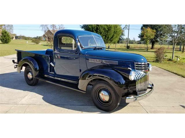 1941 Chevrolet Pickup (CC-1419486) for sale in PRATTVILLE, Alabama