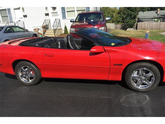 2000 Chevrolet Camaro (CC-1419488) for sale in Johnston, Rhode Island