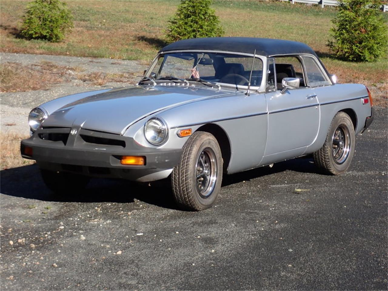 1980 MG MGB (CC-1419489) for sale in Niantic, Connecticut