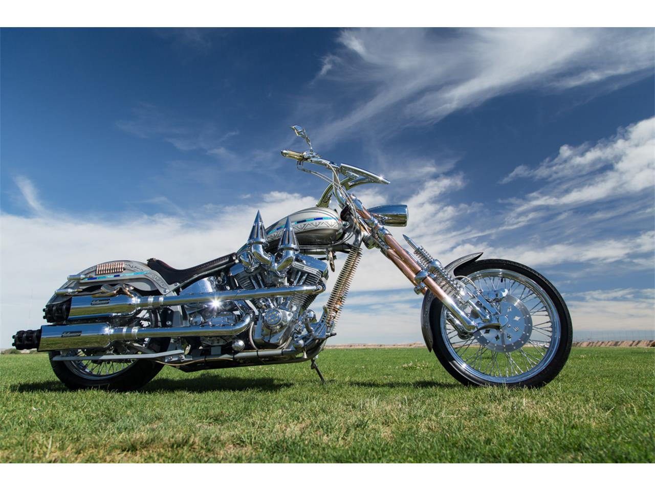 2006 Custom Motorcycle (CC-1419492) for sale in orange, California