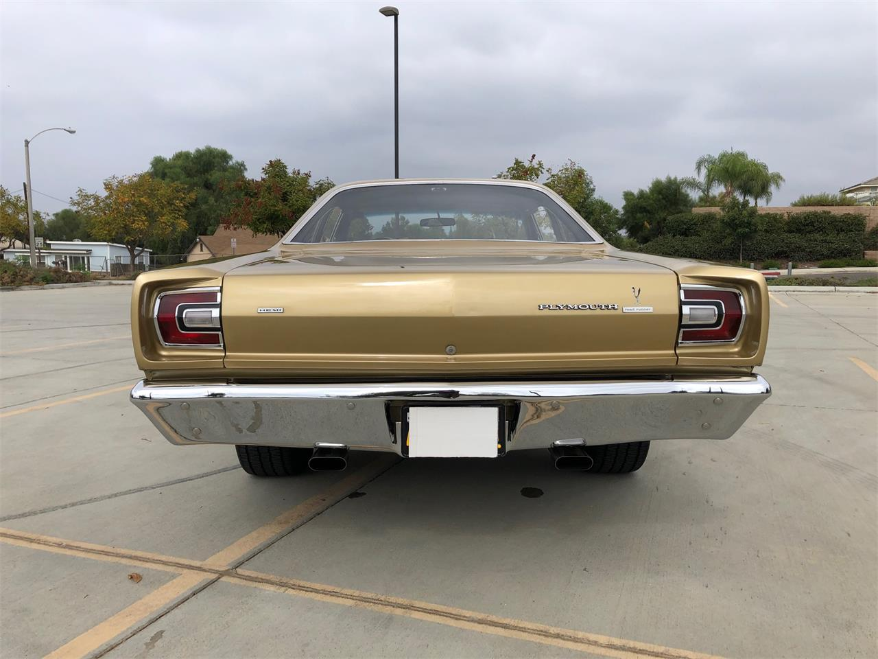 1968 Plymouth Road Runner (CC-1419496) for sale in orange, California