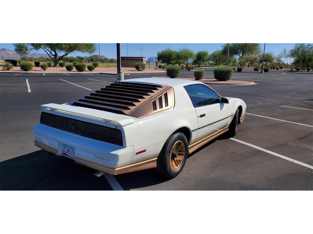 1984 Pontiac Firebird Trans Am (CC-1419497) for sale in Mesa, Arizona