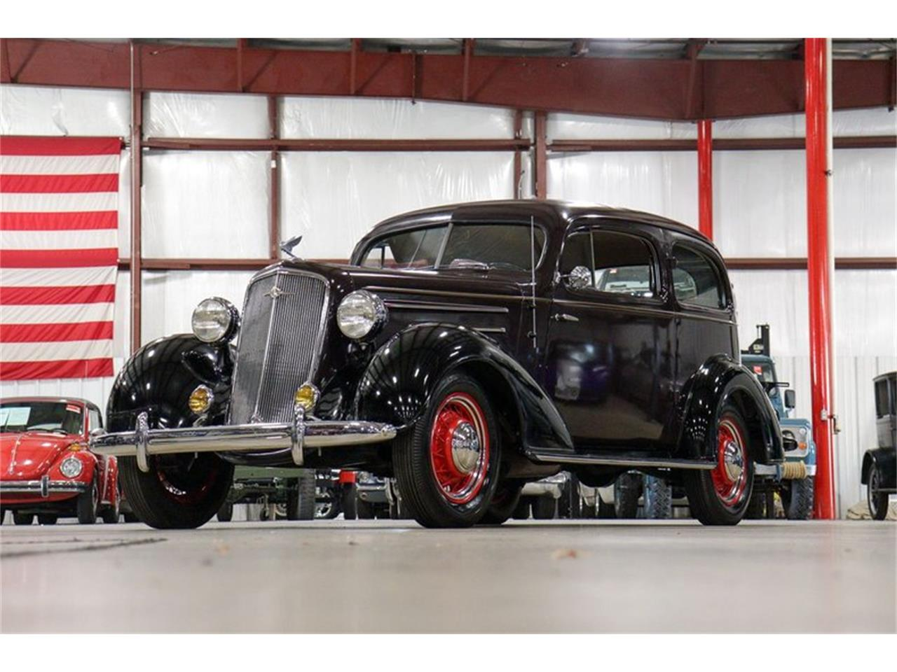 1935 Chevrolet Master (CC-1419501) for sale in Kentwood, Michigan