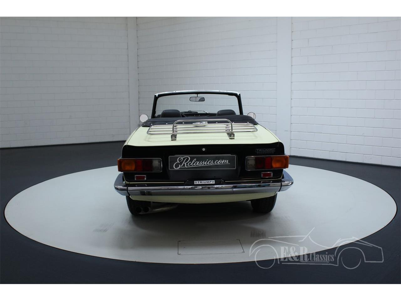 1970 Triumph TR6 (CC-1419510) for sale in Waalwijk, Noord-Brabant