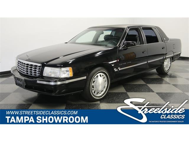 1998 Cadillac Fleetwood (CC-1419533) for sale in Lutz, Florida