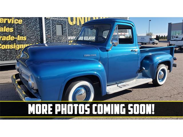1953 Ford F100 (CC-1419555) for sale in Mankato, Minnesota